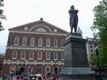 アメリカ独立の舞台、ボストン(・0・。) ホホ−ッ