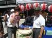 箱根祭り・・・、けど、ここはアメリカです( ̄□ ̄;)アセアセ.....